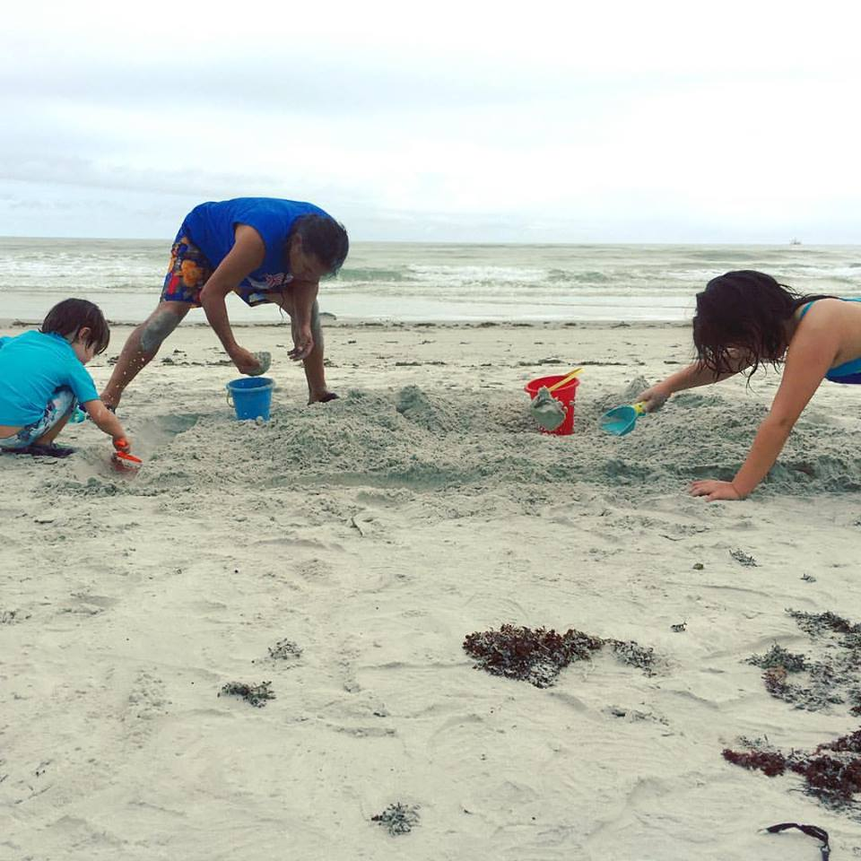 Florida Beach Fun