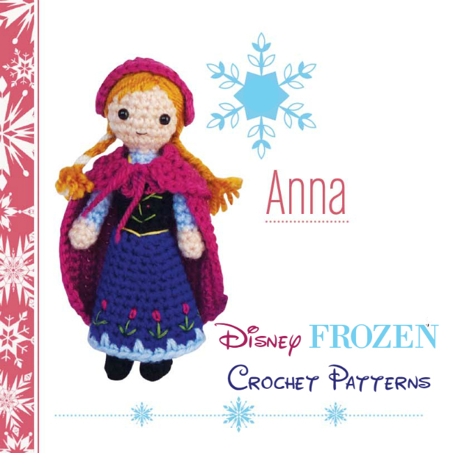 Disney Frozen Crochet Patterns