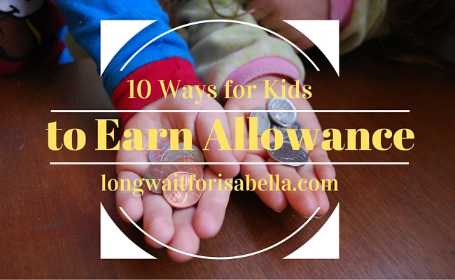 Earn Allowance