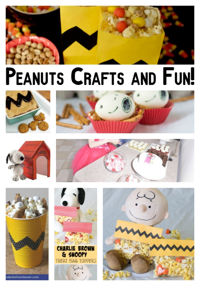 Peanuts Crafts and Fun