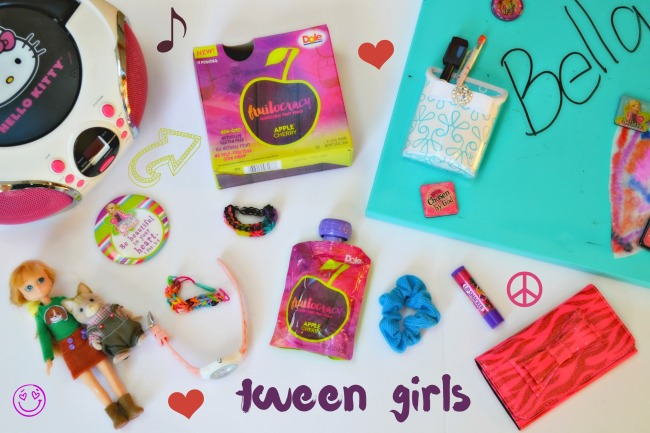 Tween Girls