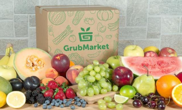 GrubMarket Subscription Box