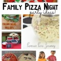 Family Pizza Night Party Ideas