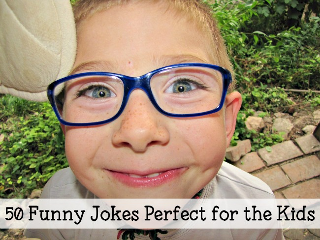 50 Funny Jokes Perfect for the Kids