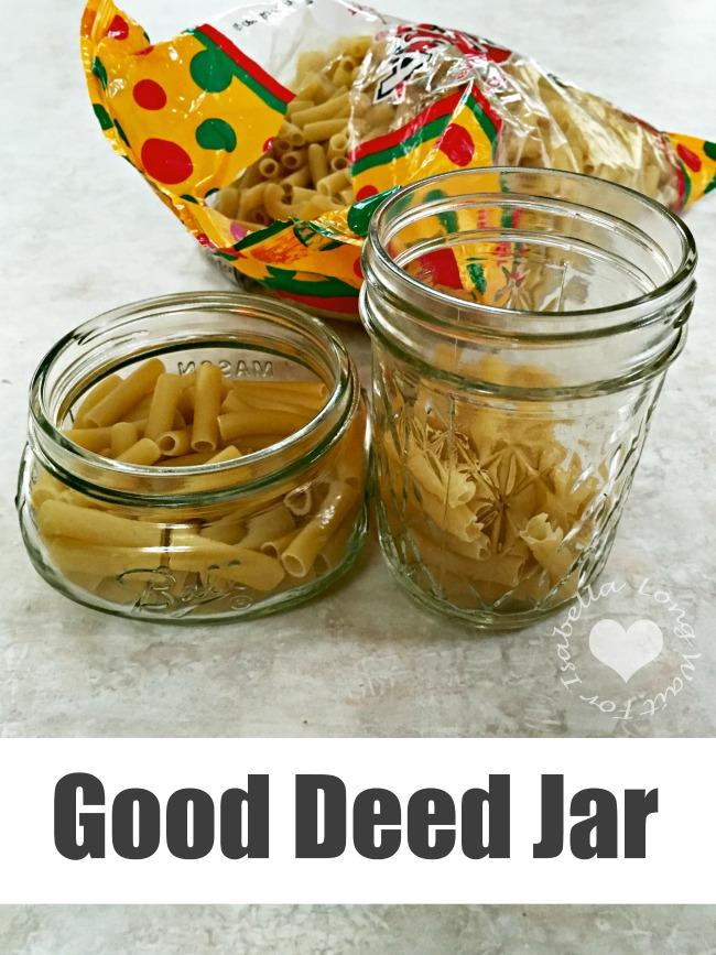 Good Deed Jar