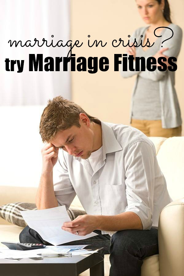 Marriage in Crisis Get Help