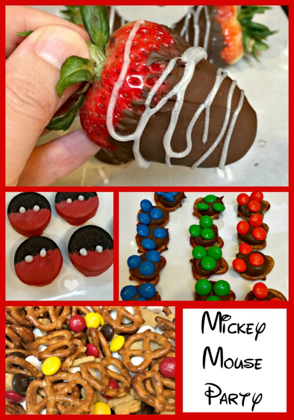 Mickey Mouse Party Food Ideas Long Wait For Isabella