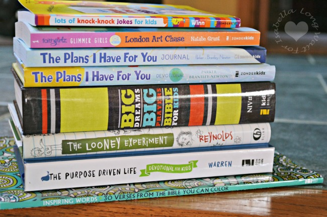 Easter Basket Ideas: Christian Books for Kids!