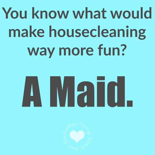 Housecleaning Humor