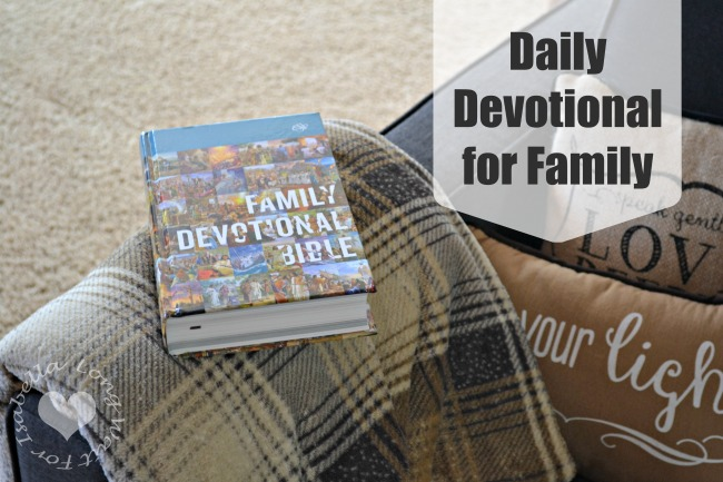 Daily Devotional For Family Made Easy