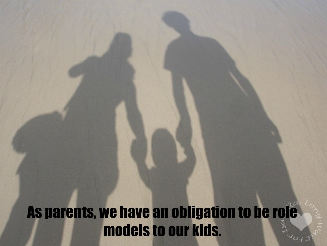 Parents Role Models