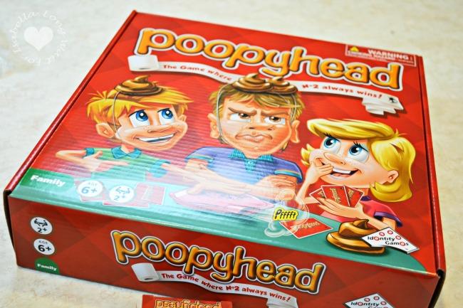 Poopyhead the Game