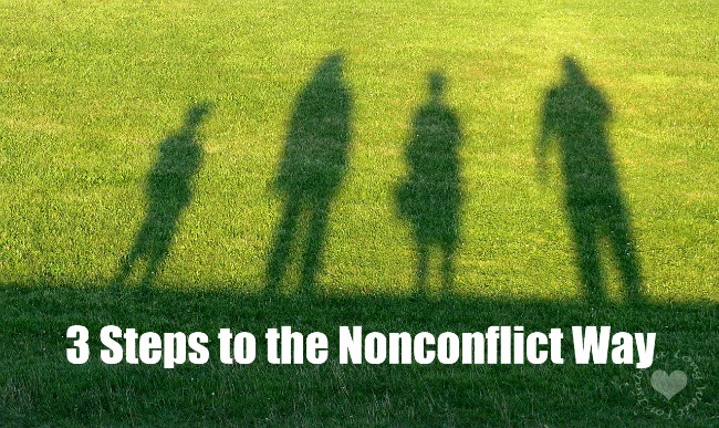 Steps to The Nonconflict Way