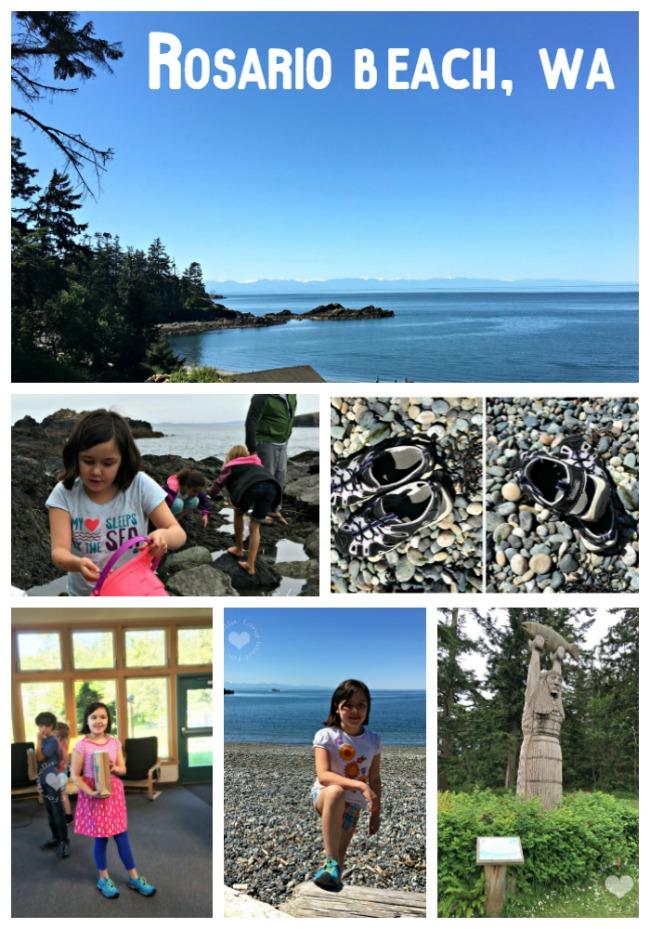 Visit Rosario Beach Washington