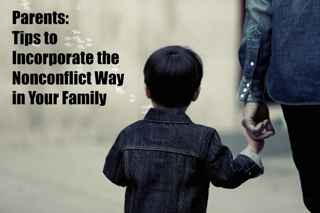 the nonconflict way