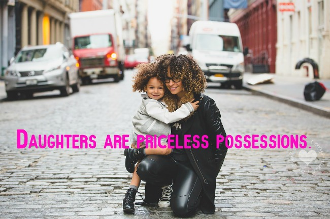 Daughters are Priceless