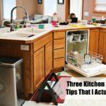 Three Kitchen Savings Tips That I Actually Use