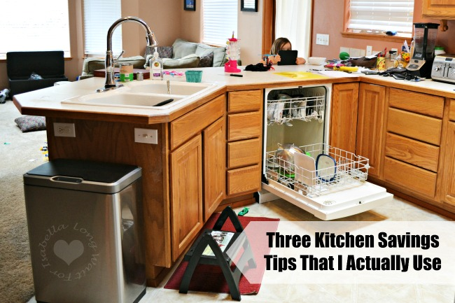 Kitchen Savings Tips