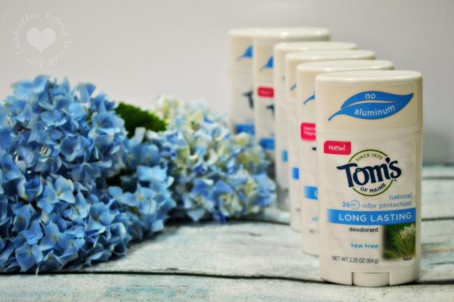 Toms of Maine Long Lasting Deodorant