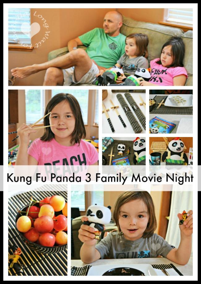 KFP3 Family Movie Night
