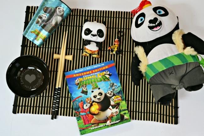 Kung Fu Panda 3 Family Movie Night