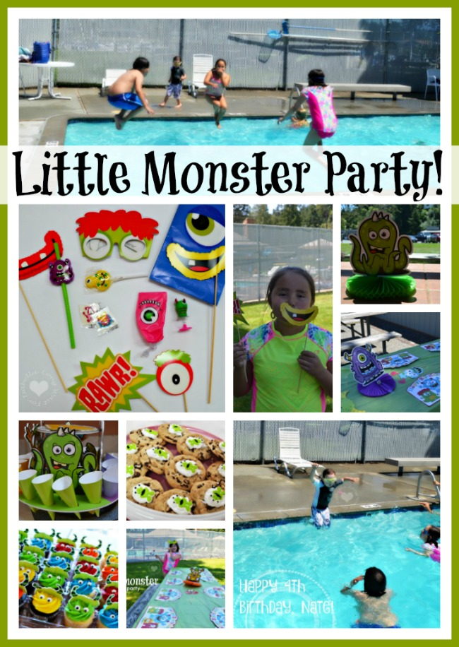 Little Monster Party
