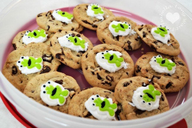 Monster Cookies for Monster Party