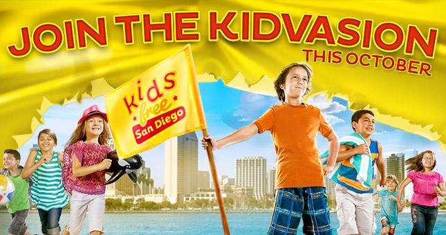 Kids Free San Diego CA