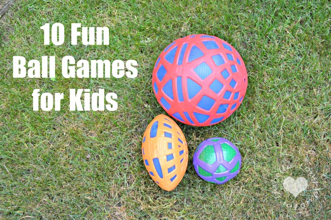 ball games for kids