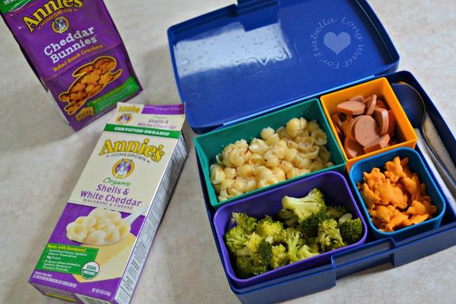 Mac-n-Cheese Bento Box Lunch