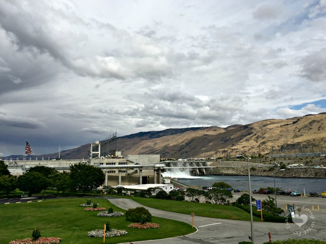 Rocky Reach Dam Wenatchee