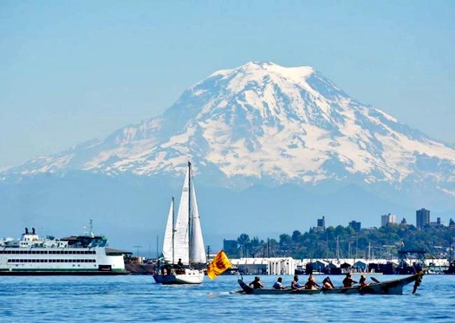 Puyallup Landing in Tacoma [Photo: Lisa Perez]