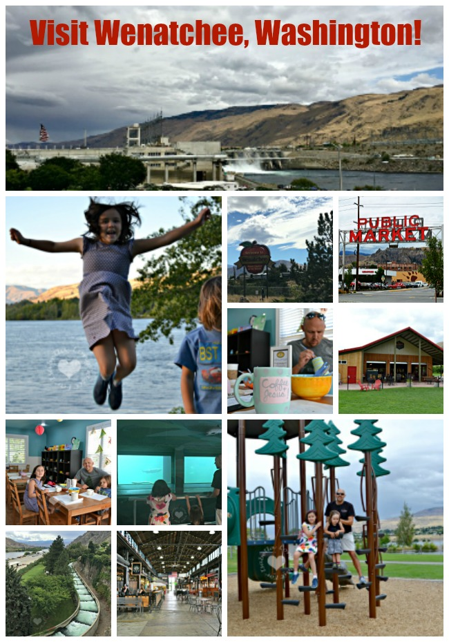 Visit Wenatchee Washington