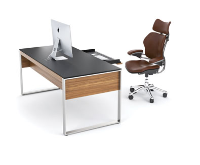 sequel-executive-desk-BDI-6021-walnut-chair-imac