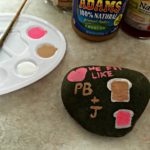 Get Outside with the Kids and Hide Painted Rocks!