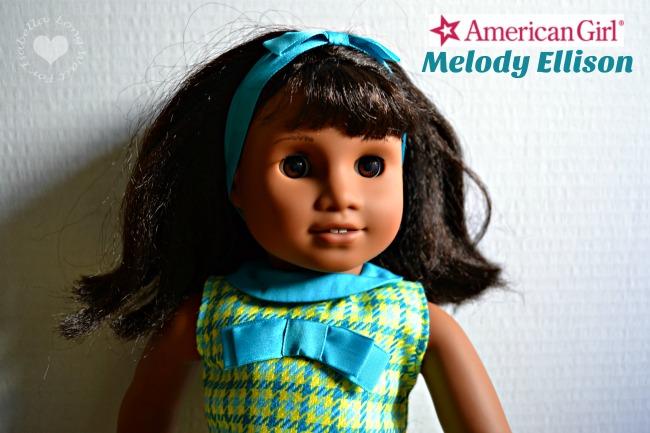 American Girl Melody Ellison