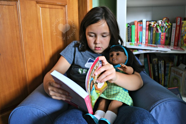American Girl Melody and Book