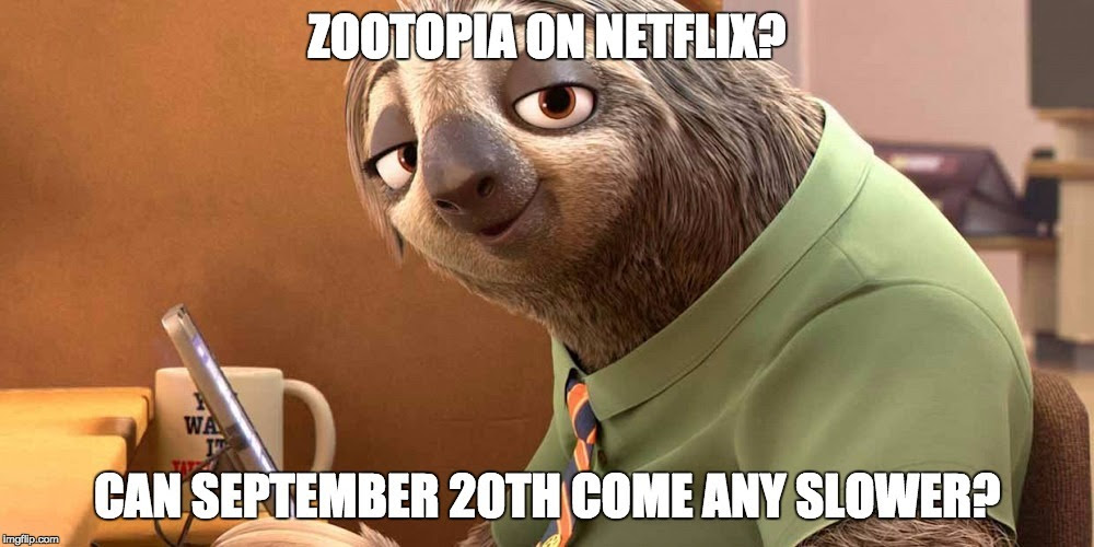 Watch Zootopia on Netflix this Month! Here are fun ideas!
