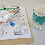 Ice Age JELLO Treat Idea and Printable Pages