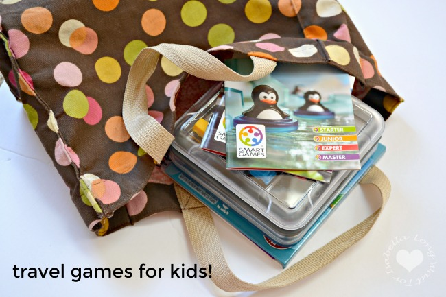 Fall Travel with Kids? Check Out SmartGames Travel Games!