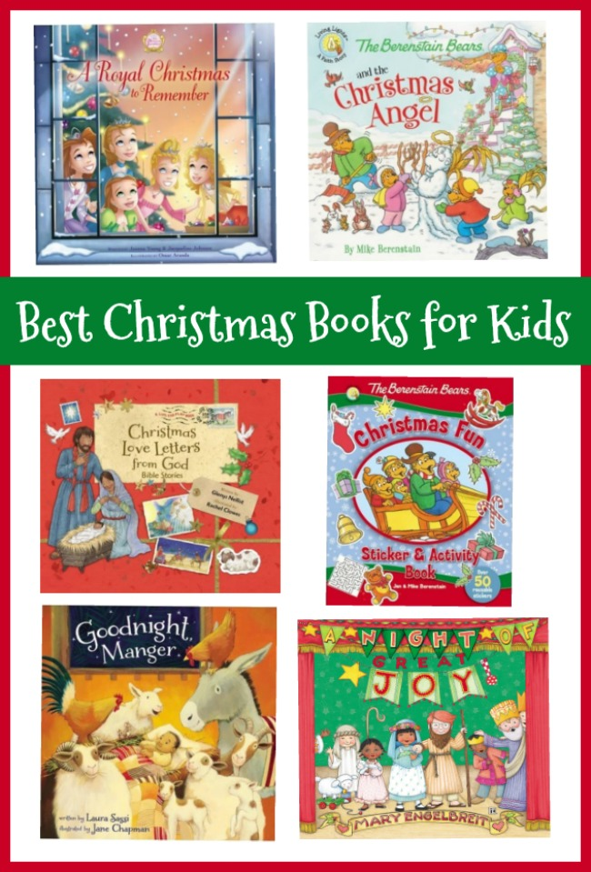 best christmas books for kids - Best Christmas Books For Kids