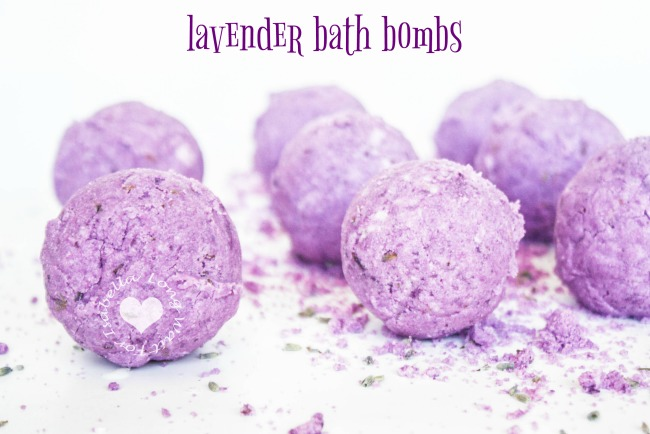 homemade-lavender-bath-bombs