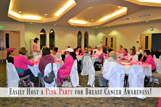 host-a-pink-party