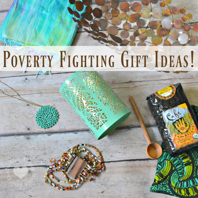 Give Poverty Fighting Gifts: World Vision Gift Catalog