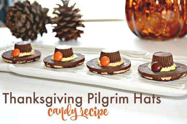 Candy Pilgrim Hats: A Fun Thanksgiving Recipe