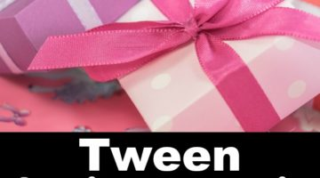 Tween Holiday Gift Guide: Shopping for Your Tween Made Easy!