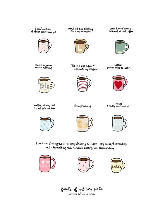 Gilmore S Quotes | The Best Gilmore Girls Quotes About Coffee
