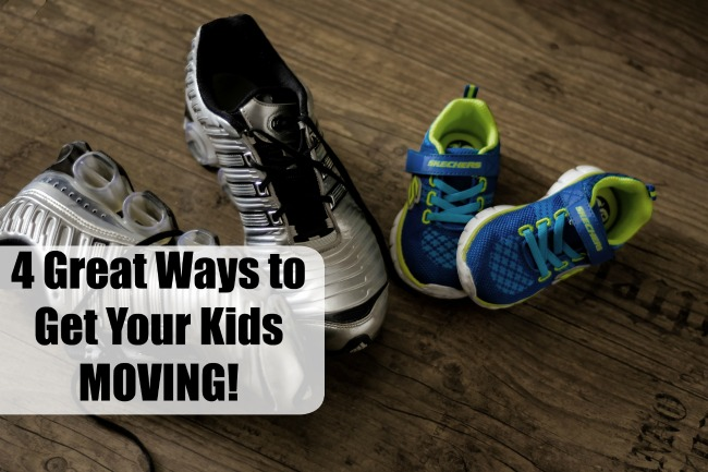 Focus on Kids Fitness: How to Get Your Kids to Be More Active