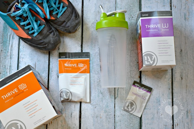 Losing Weight with the THRIVE Experience