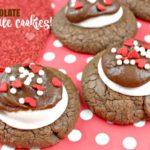 Triple Chocolate Hot Chocolate Cookies Recipe